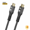8k HDMI to HDMI cable